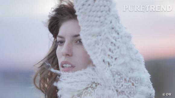 """Vanessa Bruno dans le film """"Le Bel été"""" de Stephanie Di Giusto pour Vanessa Bruno"""