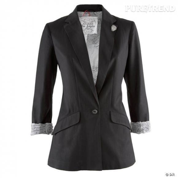 Черный пиджак с чем носить мужской