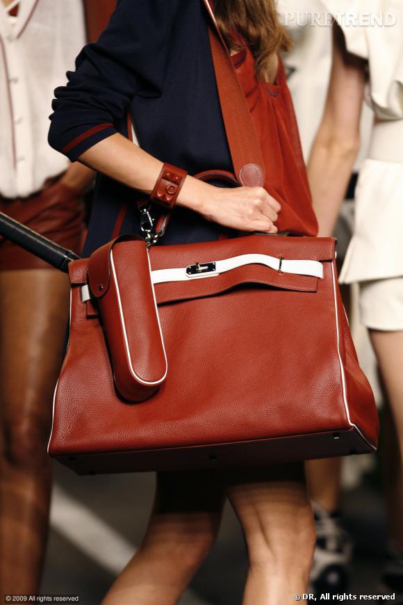 Défilé Hermès Printemps Eté 2010