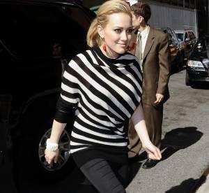 Hilary Duff, le graphique chic