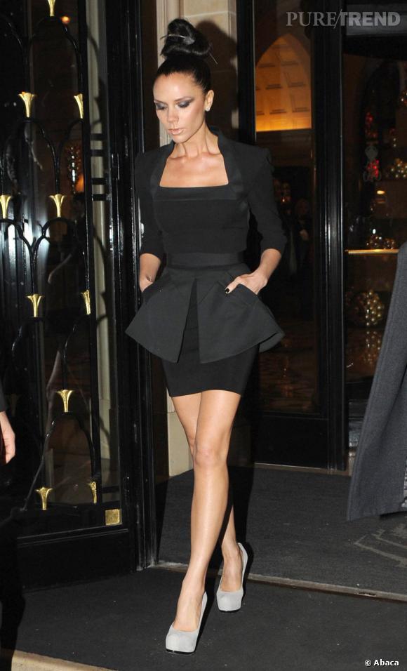 Victoria Beckham adore ses propres créations !