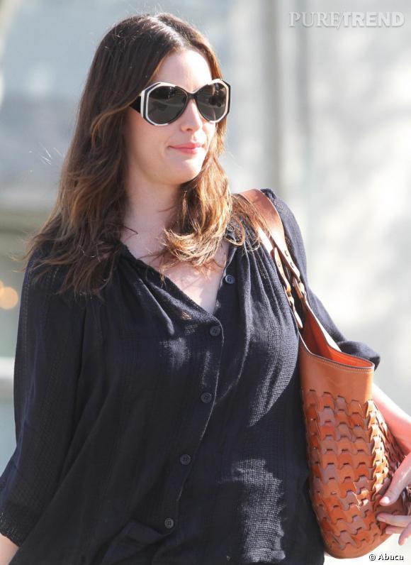 Liv Tyler dans les rues de Los Angeles