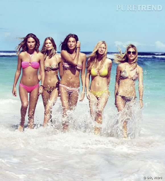 Campagne H&M Summer