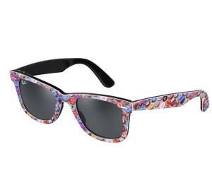 Des lunettes de soleil imprimées