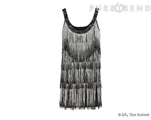 robe antik batik des franges tr s ann es 20 parfaites pour une soir e folle prix d 39 origine. Black Bedroom Furniture Sets. Home Design Ideas