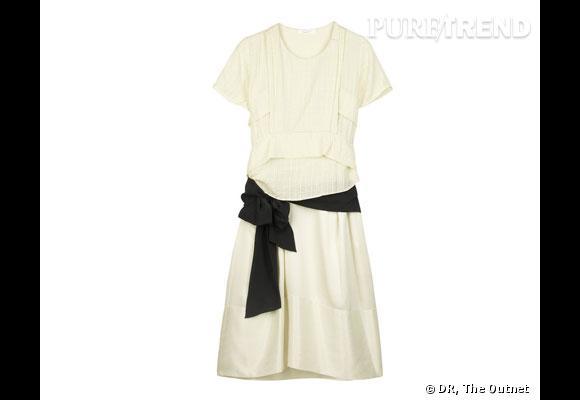 Robe blanche vanessa bruno