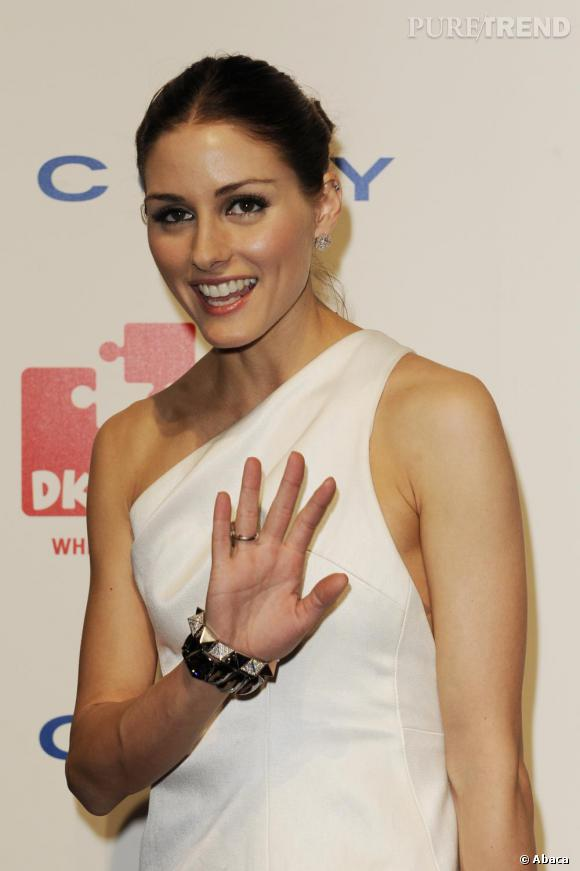 Olivia Palermo est une des socialite new-yorkaises les plus stylées.