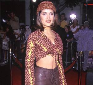 Salma Hayek : l'évolution du look de la plus sexy des fashionistas en 10 photos