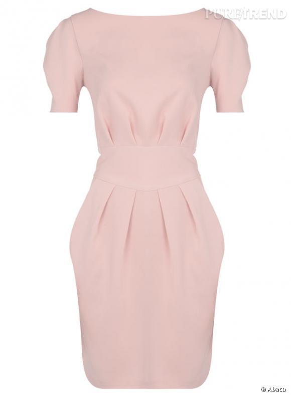 c5fa6fb8cb3 Votre shopping   une robe Dorothy Perkins Une robe rétro à la taille ...