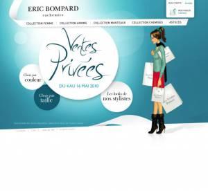 Une vente privée Eric Bompard sur le Net