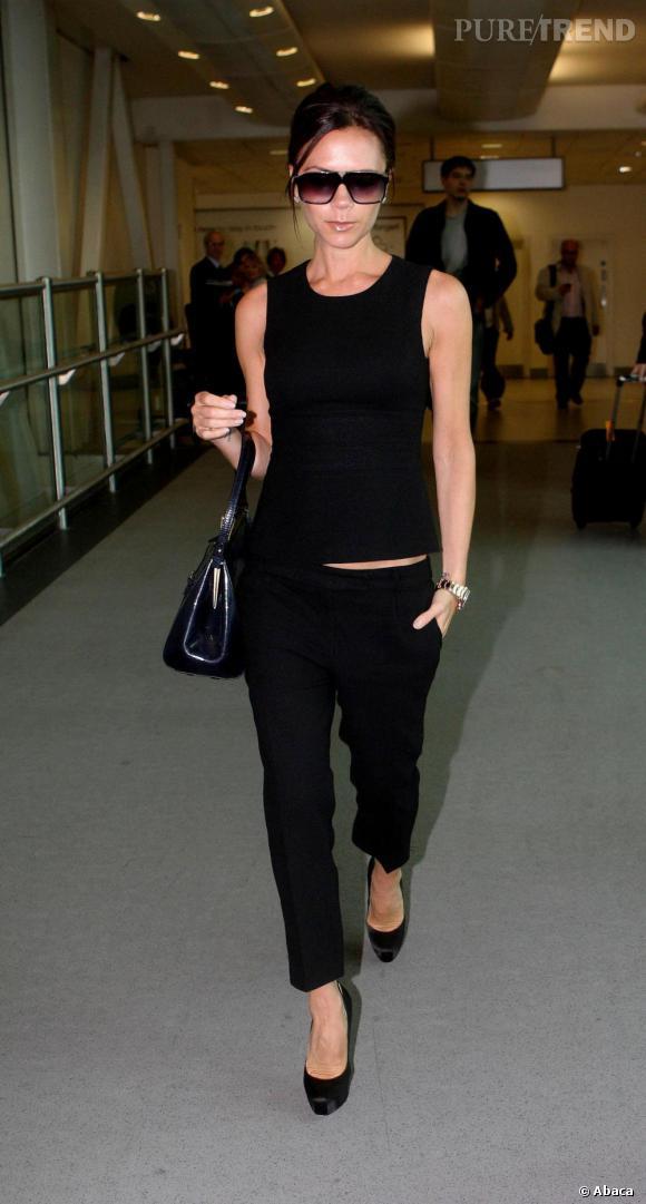 Victoria Beckham : une véritable panthère urbaine !