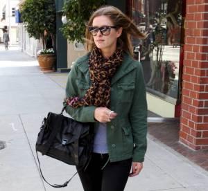 Nicky Hilton, version militaire : sa veste kaki à shopper