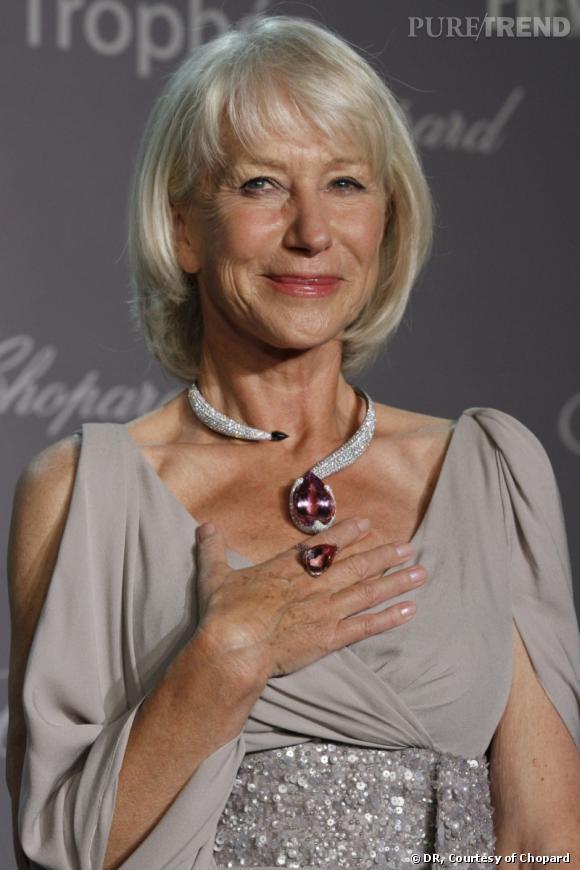 Helen Mirren...