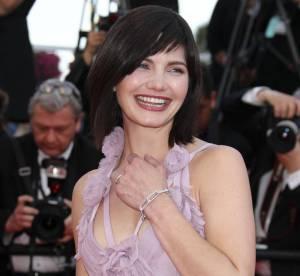 Cannes - Delphine Chaneac, une poupée rock sur tapis rouge