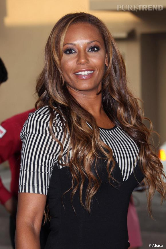 Mel B au Bravada Woman's Athletica à Los Angeles