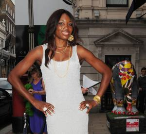 Venus Williams : une sportive très bling bling
