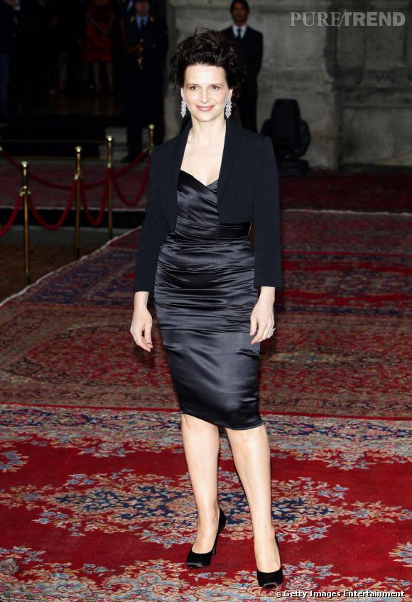 La petite robe noire de juliette
