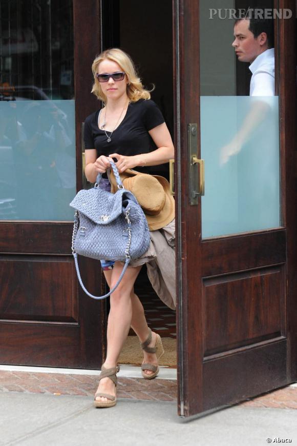 Rachel McAdams à New York.