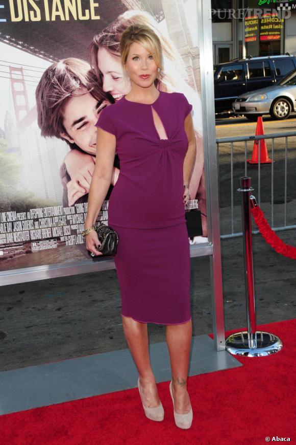 Christina Applegate à la première de Trop loin pour toi à Los Angeles.