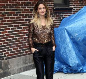 1 look, 3 shoppings : Drew Barrymore, son look à 100, 200, 1 000 €
