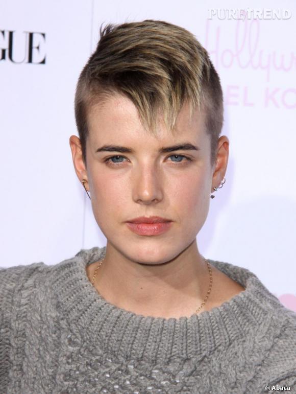 Agyness Deyn à la 8e édition de la soirée Teen Vogue à Hollywood.