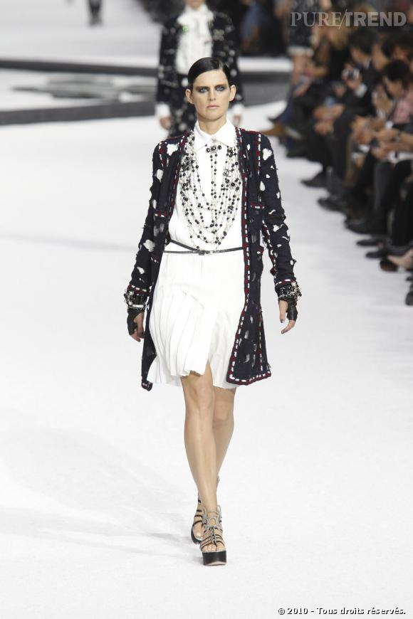 Défilé Chanel - L'Estrop Produccions S.L. - Paris Printemps Eté 2011