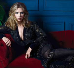 Scarlett Johansson, la vamp de Mango