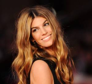 Le look du jour : Bianca Brandolini d'Adda en robe découpée
