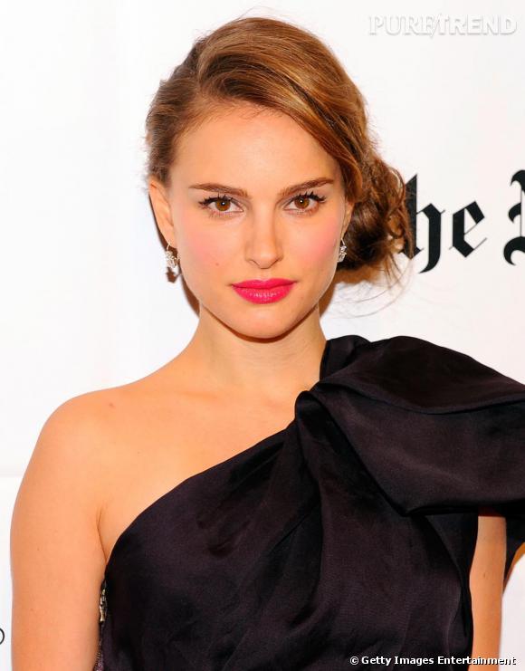 "Natalie Portman aux ""Gotham Independant Film Awards""."