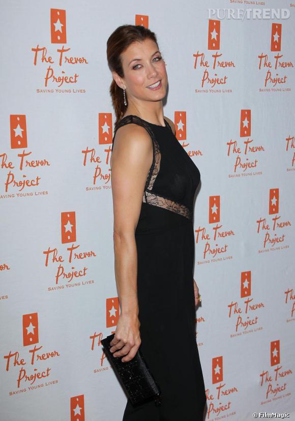Kate Walsh à la soirée Trevor Live au bénéfice du Trevor Project à Hollywood.