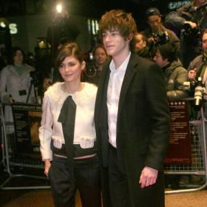 2005 : Au côté de Gaspard Ulliel, Audrey dompte le look masculin/féminin avec brio !