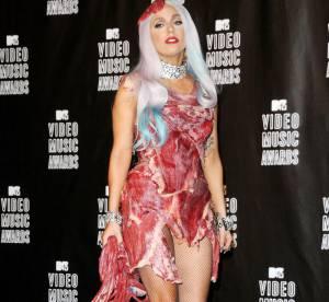 De Lady Gaga à Katy Perry, les looks les plus insolites de 2010