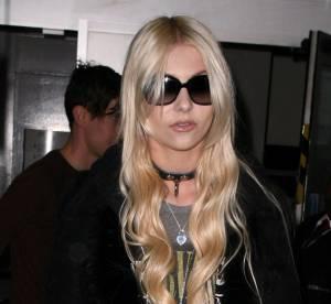 Taylor Momsen dévergonde Londres