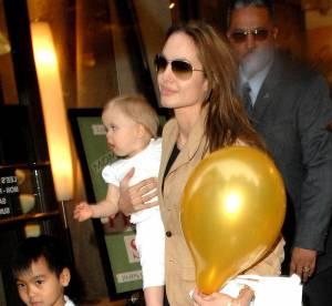 Angelina Jolie, Scarlett Johansson, Madonna ... Toutes folles des Repetto !