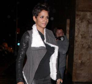 Halle Berry Vs January Jones : la veste Helmut Lang