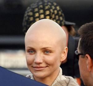 Cameron Diaz, Natalie Portman, Marion Cotillard... rasées pour un film