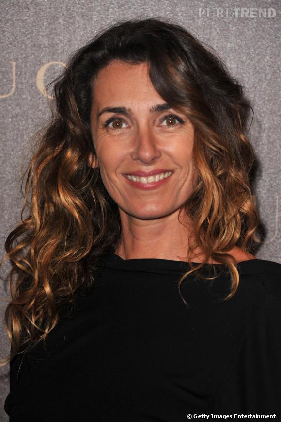 Mademoiselle Agnès, invitée à la soirée Gucci et Vogue.