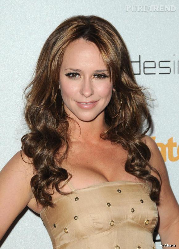"""Jennifer Love Hewitt à la soirée """"A Night of Redcarpet Style"""" à Los Angeles."""