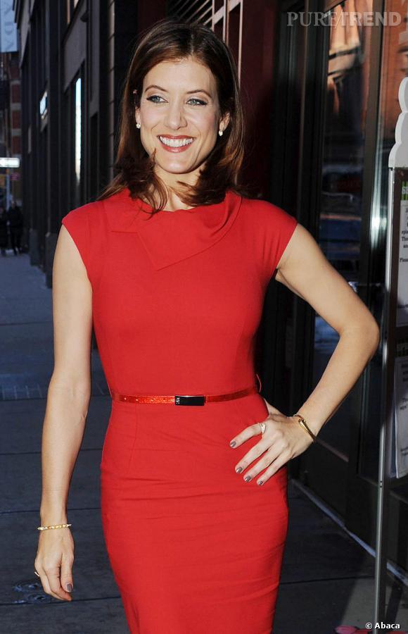 """Kate Walsh à la soirée de lancement de son parfum """"Boyfriend"""", au Sephora de SoHo."""