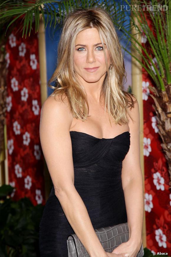 Jennifer Aniston à la premier de son nouveau film Just Go With It, à New-York.