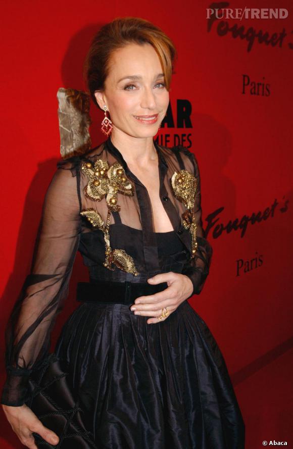 2006   Kristin Scott Thomas règne sur l'élégance.