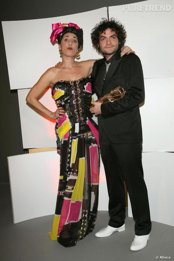 2007    Rossi de Palma et M, un duo qui détonne.