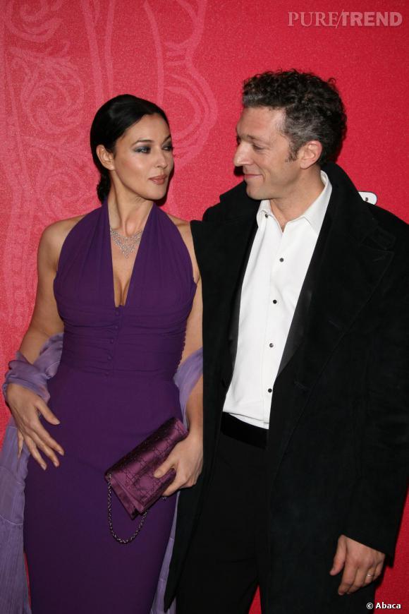 2009    Le couple Belluci-Cassel est toujours de la partie.