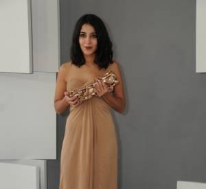 Leila Bekhti, nude nouvelle couleur de l'espoir