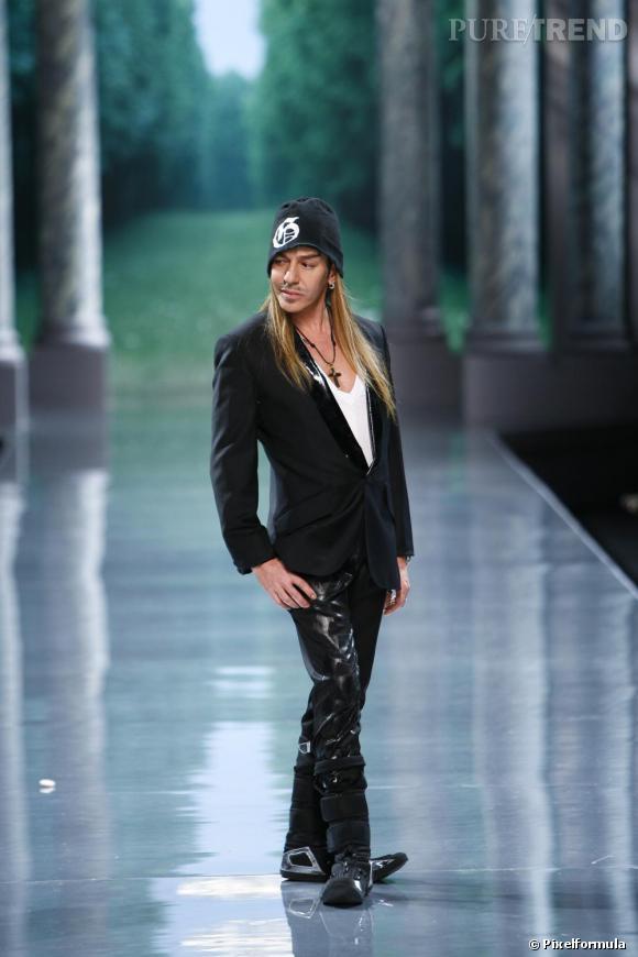 Défilé Christian Dior Haute Couture, automne-hiver 2008.