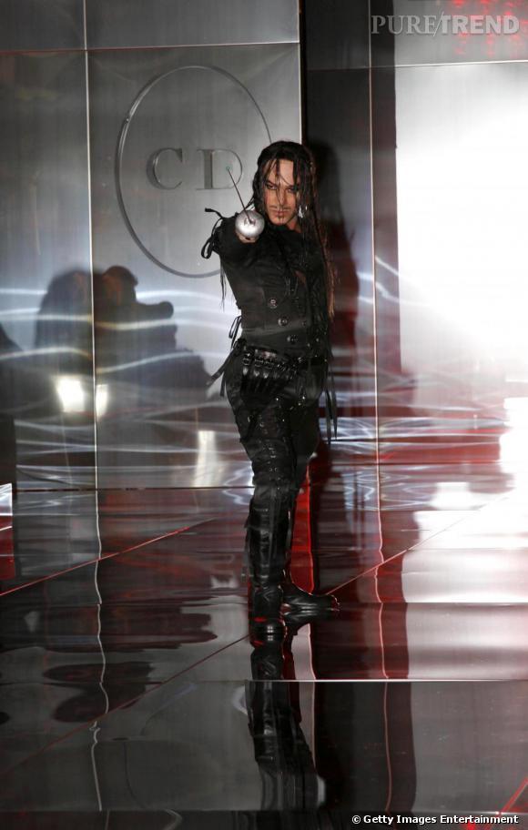 Défilé Christian Dior Haute Couture, printemps-été 2006.