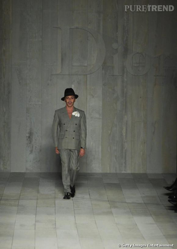 Défilé Christian Dior, printemps-été 2007.