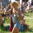 Sienna Miller, en passe de revivre le festival de Woodstock ?