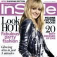 En janvier 2009, elle s'attaque à Instyle pour une couverture ultraviolette.