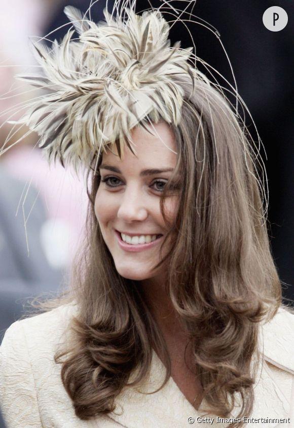 Des idées de coiffure de mariage pour Kate Middleton